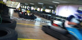 Plaza Avenida Shopping recebe pista de kart indoor